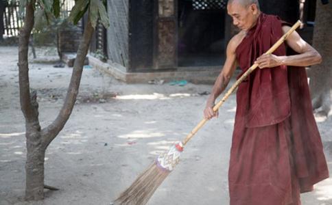 常随佛学 从佛陀的日常生活工作细节开始