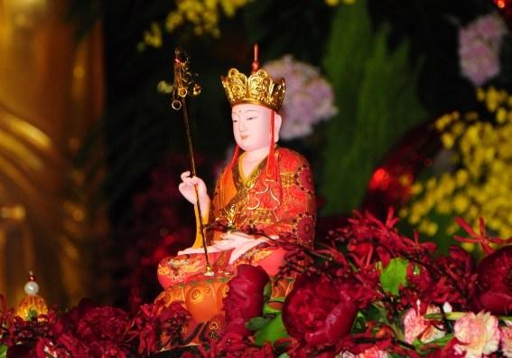 在十斋日中,做的佛事功德会加倍